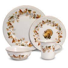 autumn dinnerware ebay