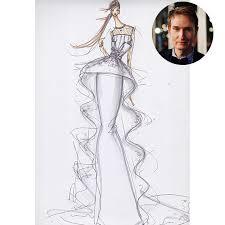 canadian designers sketch dresses for pippa middleton u0027s wedding