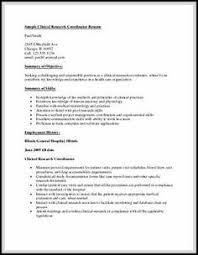 Clinical Research Associate Resume Sample by Resume Icons Resume Design Resume Template Word Resume Cover