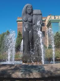 fontaine de bureau bureau d ville de montréal fontaine de vie