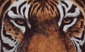 advanced embroidery designs tiger embroidery