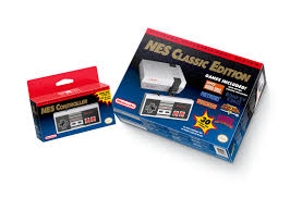 nintendo is releasing a miniature nes with 30 built in games the