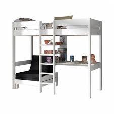 lit superposé canapé lit superposé canapé a propos de lit mezzanine lena avec canapé lit