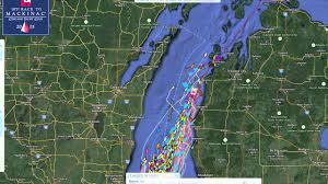 Chicago Race Map by Chicago Yacht Club 2015 Race To Mackinac Race Recap From Arete