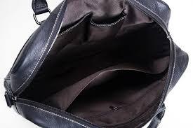 Cowhide Briefcase Briefcase 14 Inch Laptop Bag Briefcase Men Plsbag