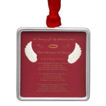 in memory mom first christmas in heaven gift box bereavement