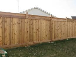 fresh simple backyard privacy fence ideas 10382