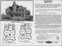 Turret House Plans House Queen Anne House Plans