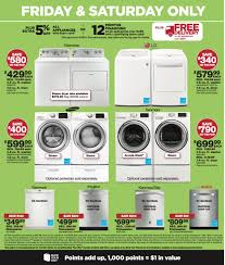 sears appliance black friday sears spring black friday sale members preview 4 23 4 24