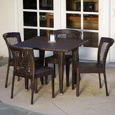 5 Piece Dining Sets Amazon Com Dana Point 5 Piece Outdoor Dining Set Outdoor And