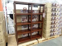 shelves inspiring costco bookcase bookcase walmart bookshelves