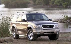 2000 ford explorer information and photos zombiedrive
