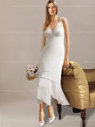 informal wedding dresses uk chiffon tea length wedding dresses uk wedding dresses in jax