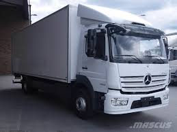 used 2007 volvo day cab for sale 1624 mercedes benz atego 1523l van body trucks year of mnftr 2016