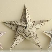 Decoration Of Christmas Star best 25 paper christmas decorations ideas on pinterest