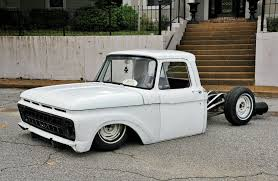 1965 ford f100 busted knuckles