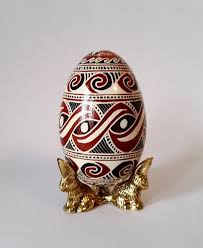 decorated goose eggs 77 best trypillian pysanky images on egg easter
