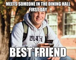 High School Freshman Meme - the 16 funniest exles of the college freshman meme from memes and