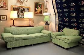 found in ithaca modern 1950 u0027s sofa and chair u0026 dramatic floral