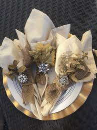 thanksgiving napkin rings or alive