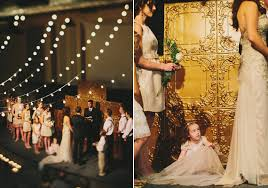 art deco vancouver wedding 100 layer cake