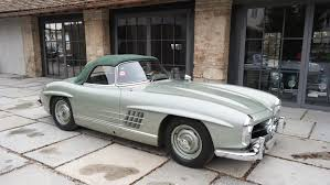 1957 mercedes 300sl roadster clark gable s 1957 mercedes 300sl roadster german cars for