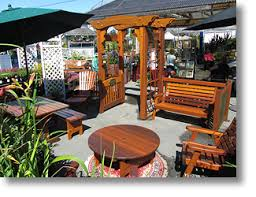 patio furniture classic cedar garden furniture and gazebos