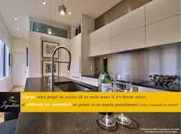 promo cuisines depot cuisine beautiful meuble cuisine mondial kit conception de