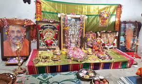 Janmashtami Home Decoration Purna Vidya Celebrated Krishna Janmashtami 2016 Purna Vidya