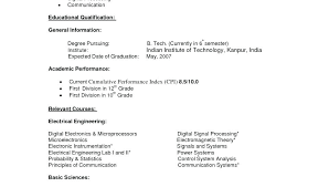 exle of simple resume format sles of simple resumes basic resume exles for students