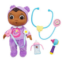 doc mcstuffins get better doc mcstuffins get better baby cece doll playset shopdisney