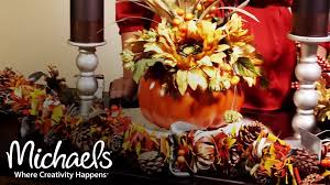 refresh your decor for fall fall decor michaels youtube