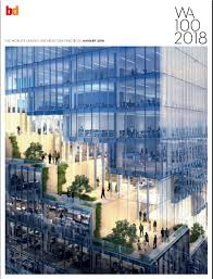 architecture practices boogertman partners recognised as top african firm on bd 2018