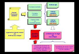 chambre de la cour de cassation voies et juridictions de recours