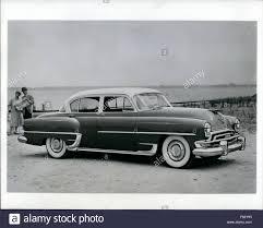 1954 chrysler new yorker deluxe sedan smart new lines mark the
