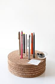 Desk Pen Stand Boost Your Efficiency At Work With These Diy Desk Organizers