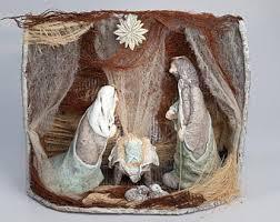 home interior nativity set nativity stable etsy