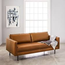 axel leather sofa 76