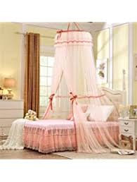 Pink Canopy Bed Shop Amazon Com Bed Canopies U0026 Drapes