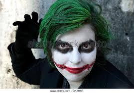 Heath Ledger Joker Halloween Costume Heath Ledger Joker Stock Photos U0026 Heath Ledger Joker Stock Images