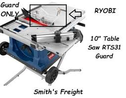 ryobi table saw blade size how to install blade guard on ryobi table saw images wiring table
