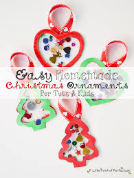 easy contact paper ornaments for