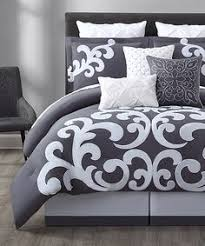 martha stewart collection radiant day 9 pc queen comforter set