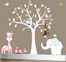 Tree Decal For Nursery Wall 58 Baby Room Tree Wall Decals 10 Cool Nursery Wall Stickers