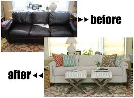 Reupholster Leather Ottoman Diy Reupholster A Chair Fabric Swatches Big Sofas And Decorating
