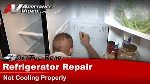 refrigerator repair u0026 diagnostic not cooling warm temperatures