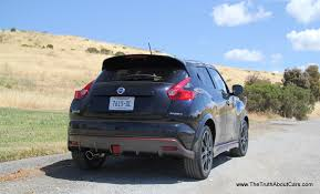 juke nismo 2013 review 2013 juke nismo video the truth about cars