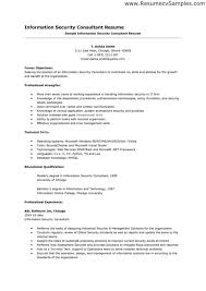 sample information security cover letter information security