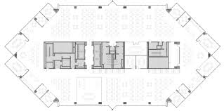 Newest Floor Plans by 601 City Center Class A Office Space In Oakland California