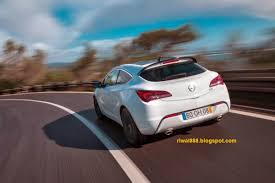 riwal888 blog new opel astra gtc 1 6 turbo arrives in portugal